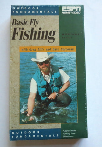 Basic Fly Fishing wih Greg Lilly and Dave Corcoran