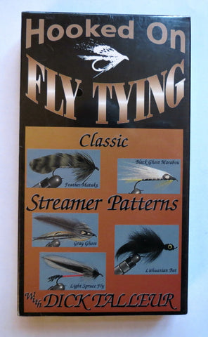 Hooked on Fly Tying, Classic Streamer Patterns, with Dick Talleur