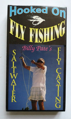 Hooked on Fly Fishing, Billy Pate's Saltwater Fly Casting