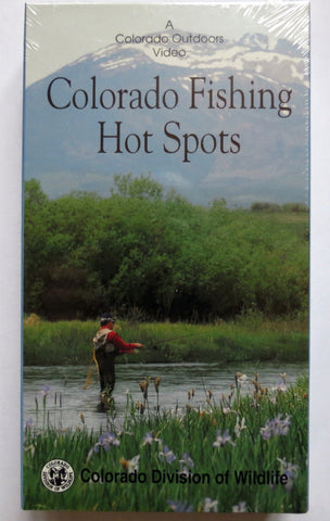 Colorado Fishing Hot Spots