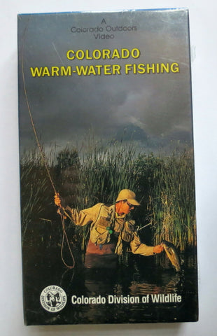 Colorado Warm-Water Fishing
