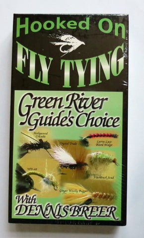 Hooked On Fly Tying, Green River Guide's Choice, with Dennis Breer