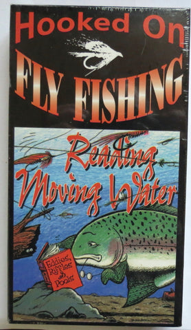 Hooked On Fly Fishing, Reading Moving Water