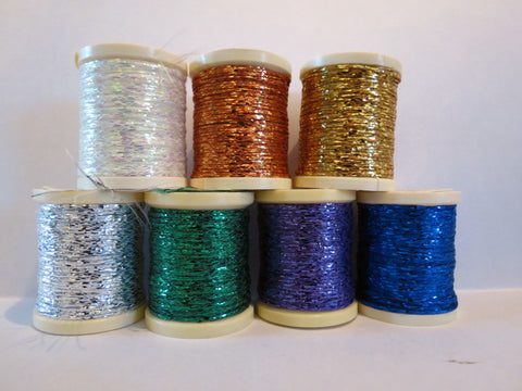 Glitter Body Tinsel (spools)