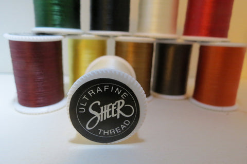 Gordon Griffiths Ultrafine Sheer thread
