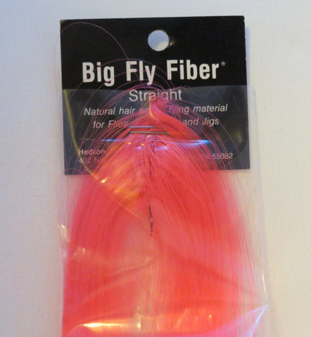 Big Fly Fiber Straight