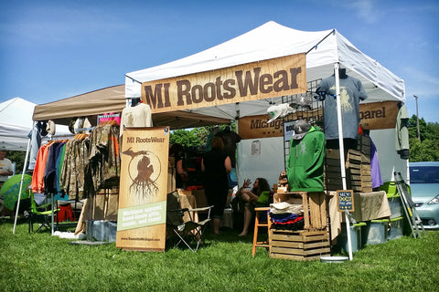 The MI RootsWear Roadshow