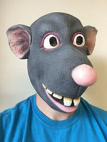 Funny Cartoon Rat Mask