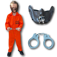 Orange County Jail Costume