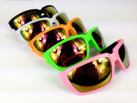 Neon Colour Sunglasses