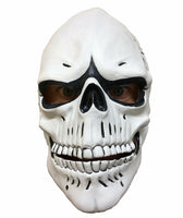 White Bond Skull Mask