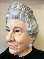 Queen Elizabeth of England Mask