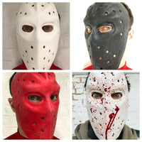 Latex Hockey Masks