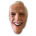Bruce Forsyth 'Strictly Cards Right' Latex Mask