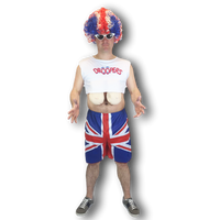Droopers Great Britain Costume