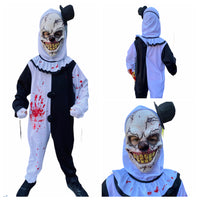 Kids Terrifying Clown Costume