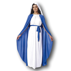 Virgin Mary Costume