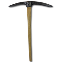 Real Size Pick Axe