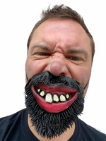 Beardy Half Face Mask