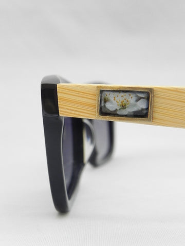 Lotus Flower Design Sunglasses