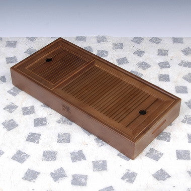 Gongfu tea tray-Two Door