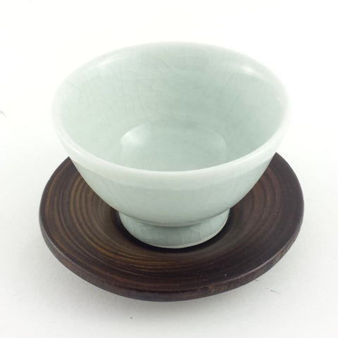 Korean ash tree saucer
