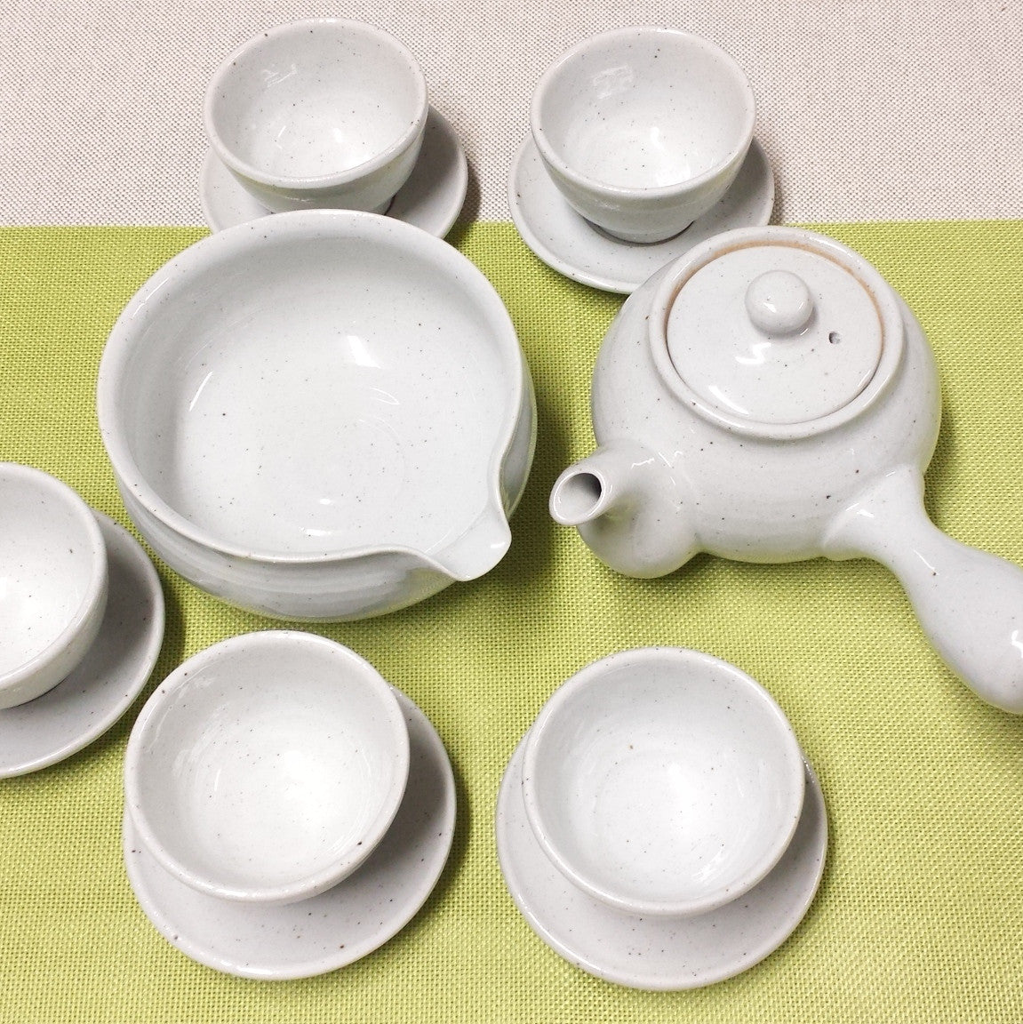 Korean tea set - GoBaekJa