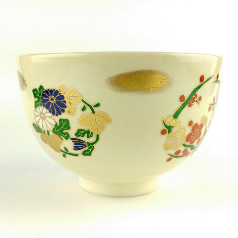 Matcha bowl -  Four Gracious Plants