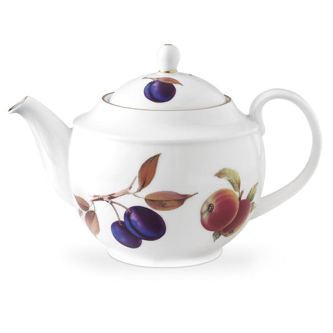 Royal Worcester Evesham Gold Teapot
