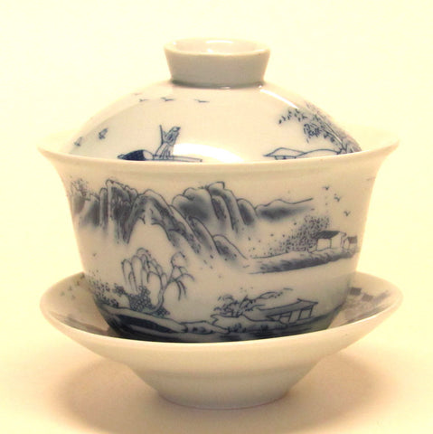 Gaiwan - Old house