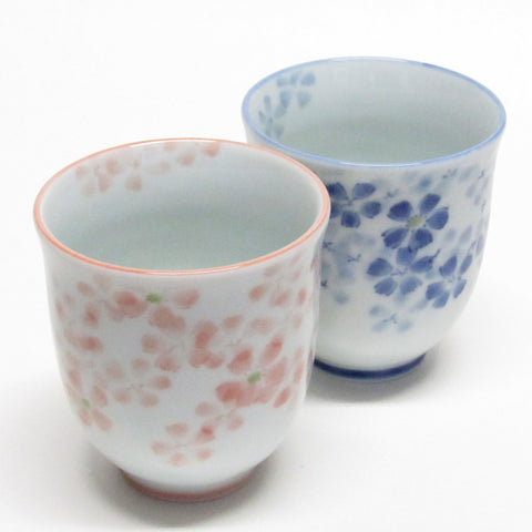 Japanese Mino porcelain teacup 2
