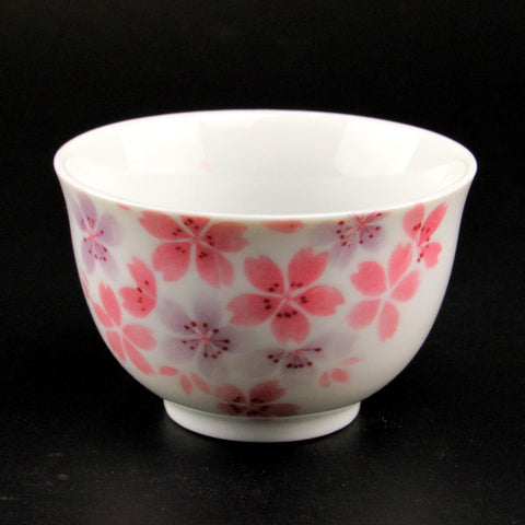 Japanese Mino porcelain teacup 3