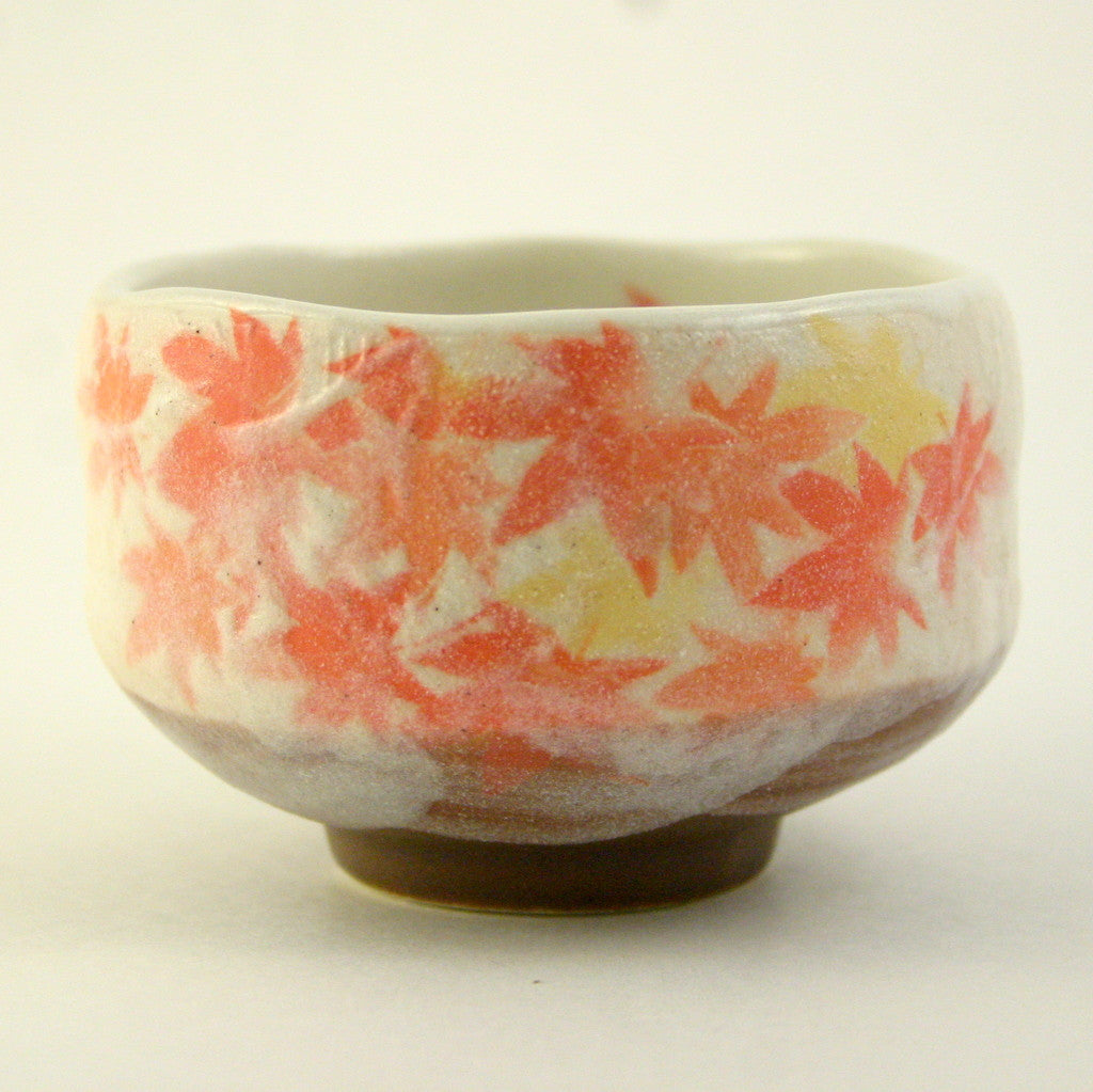 Various small Chawan (Matcha bowl)