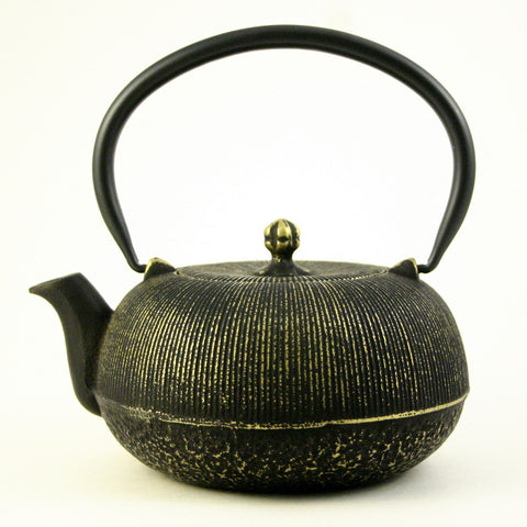 Tetsubin - Antique gold 1000 lines