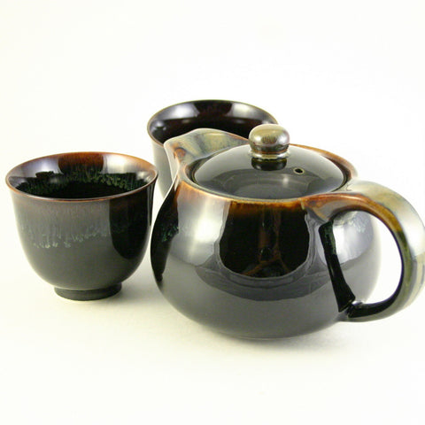 gift tea set - Pacific Kelp Forest