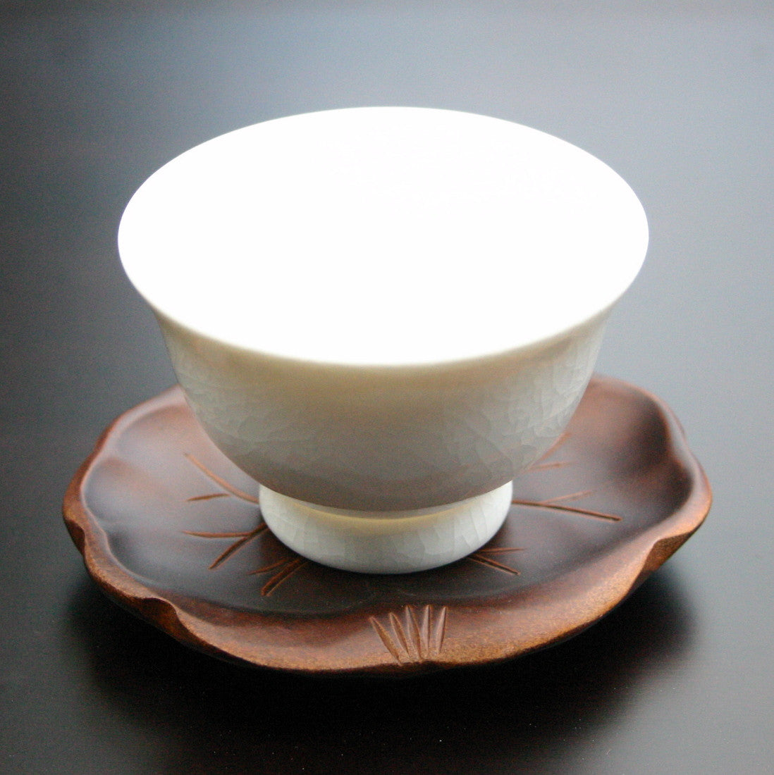 Porcelain Cup 'Purity'