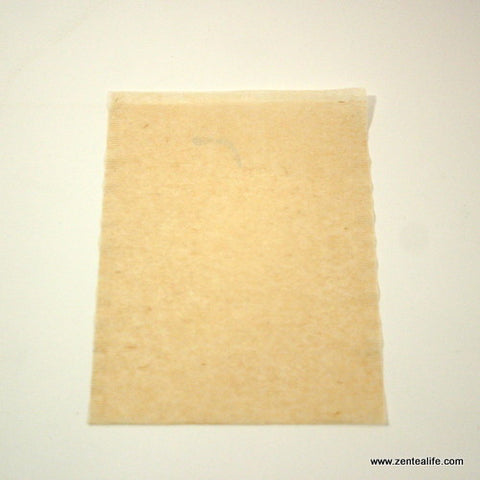Brown paper filter 100 pcs