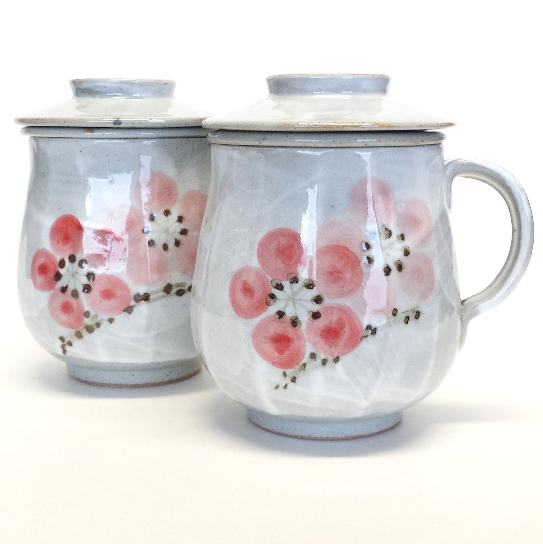 Hand-made mug set - King Cherry