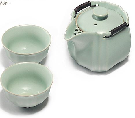 Ruyao travel tea set 3 pcs