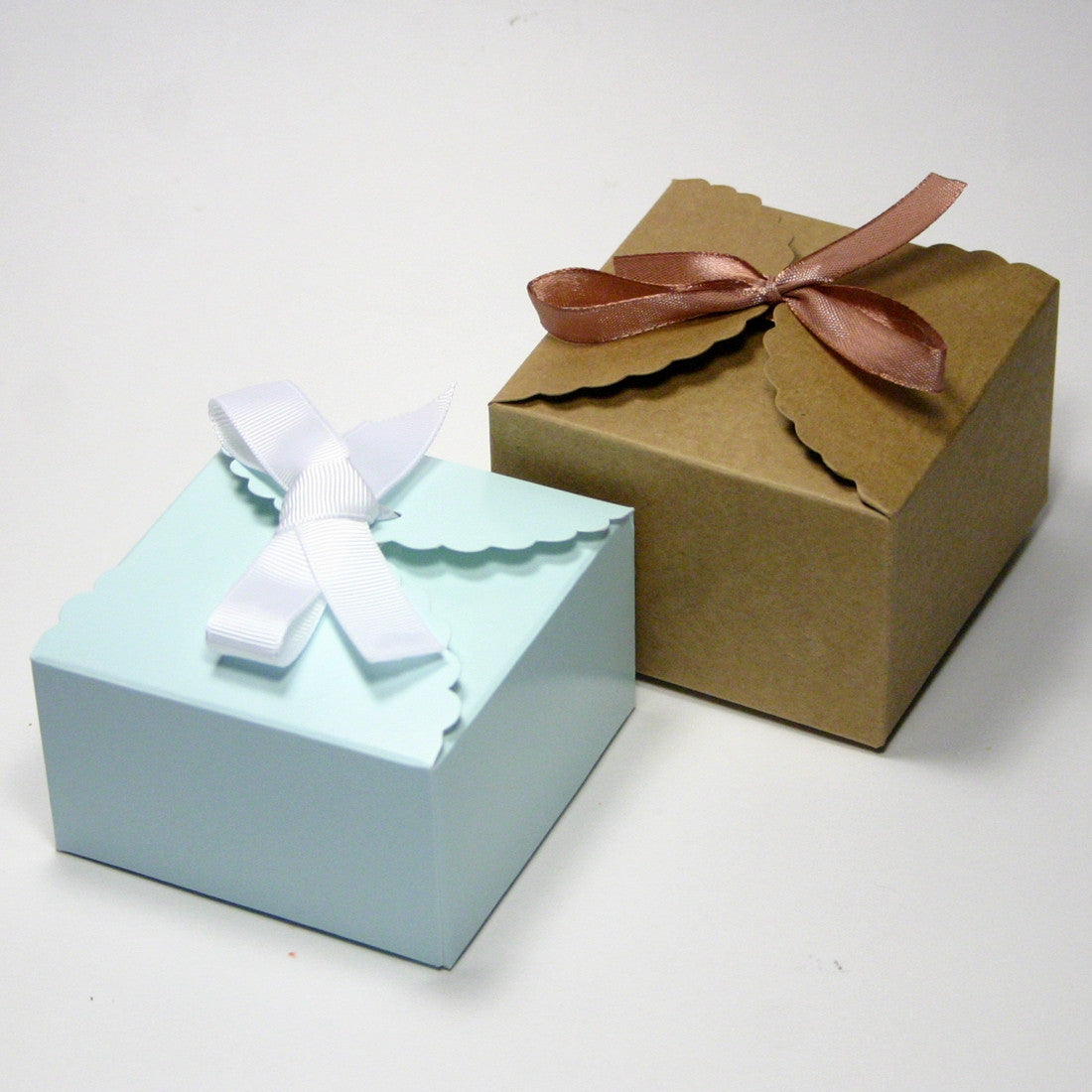 Single little tea gift box