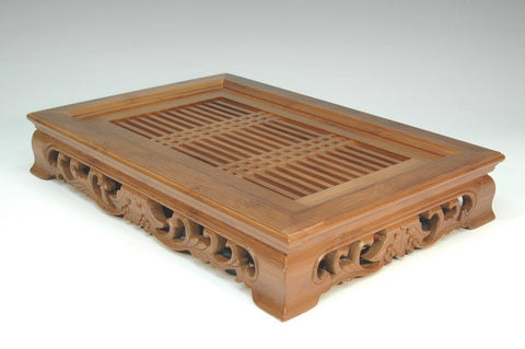 Gongfu Tray Bamboo - Oriental Door medium