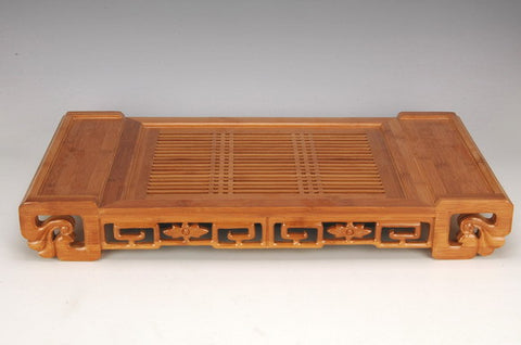 Gongfu Tray Bamboo - New Dragon