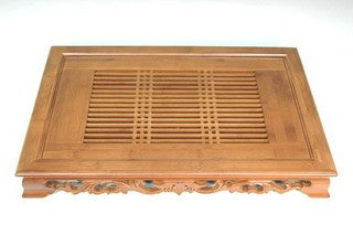 Gongfu tray bamboo - Oriental Door large