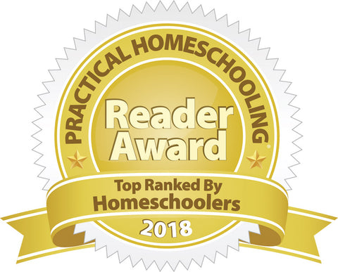Flip Flop Spanish Won a Practical Homeschooling Reader Award.... again!