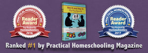 Practical Homeschooling Magazine award for Spanish curriculum