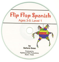Flip Flop Spanish Audio CD