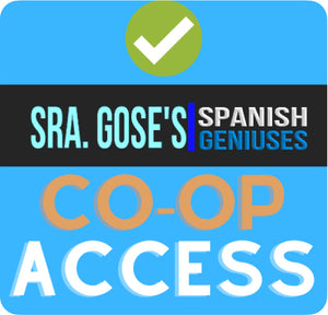 Spanish Geniuses Discounted Co-op Access