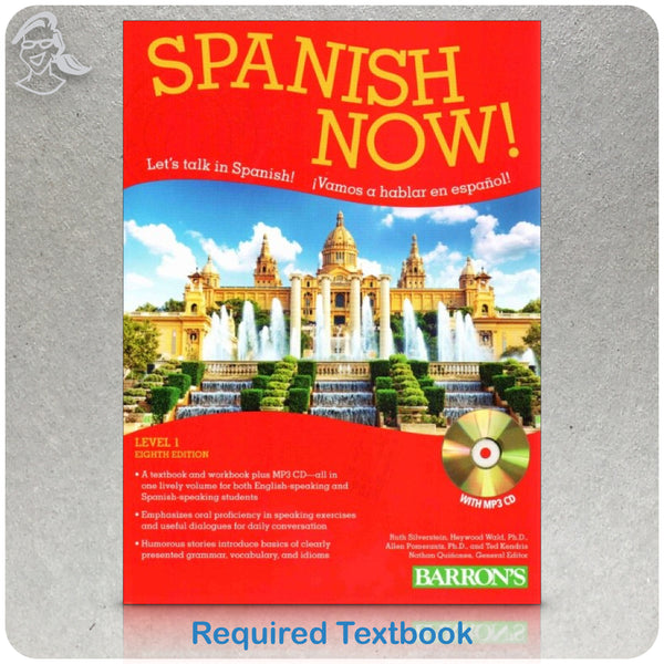 Spanish Geniuses: High School Spanish for Homeschool - Homeschool Spanish Curriculum | Flip Flop Spanish