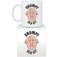 Grumpy Old Git Mug - Gadgift