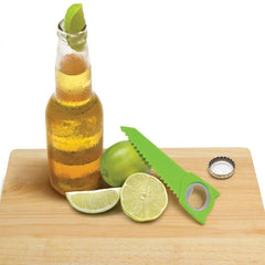 CitruSaw Bottle Opener & Cutter - Gadgift